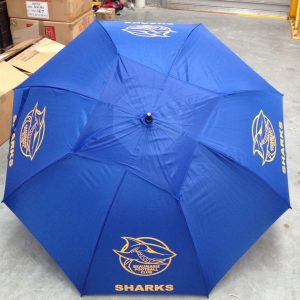 Shark Umbrella large